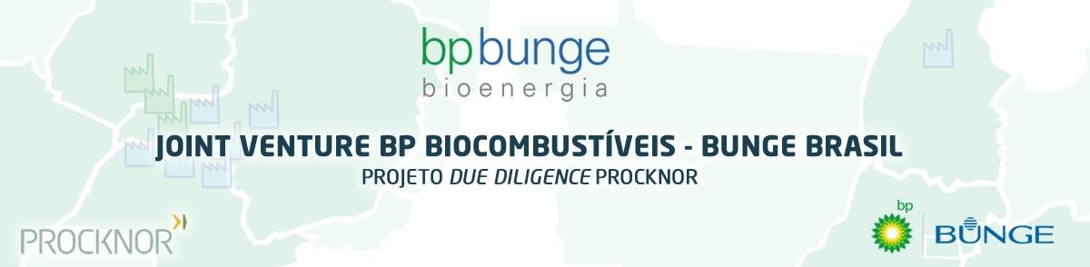 JOINT VENTURE BP BIOCOMBUSTÍVEIS - BUNGE BRASIL